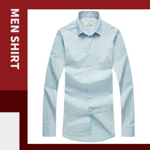 Shirt002-Pale Blue